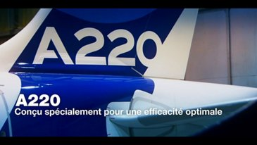 L'A220, une consommation d'essence imbattable
