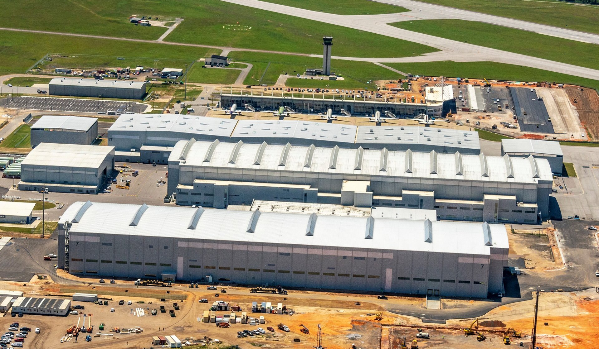 Airbus has inaugurated its A220 final assembly line in Mobile, Alabama, USA, for production of A220-100 and A220-300 aircraft versions