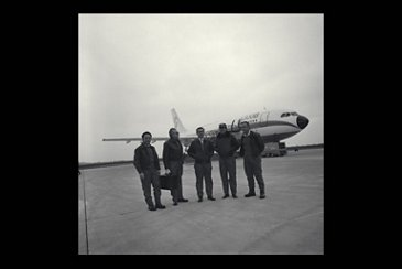 1st Flight A300B 28OCT1972 Toulouse