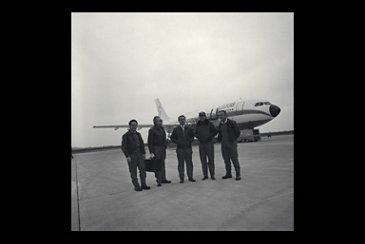 第一次航班A300B 28OCT1972,图卢兹