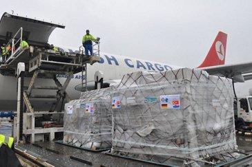 Airbus Foundation A310F Adana flight