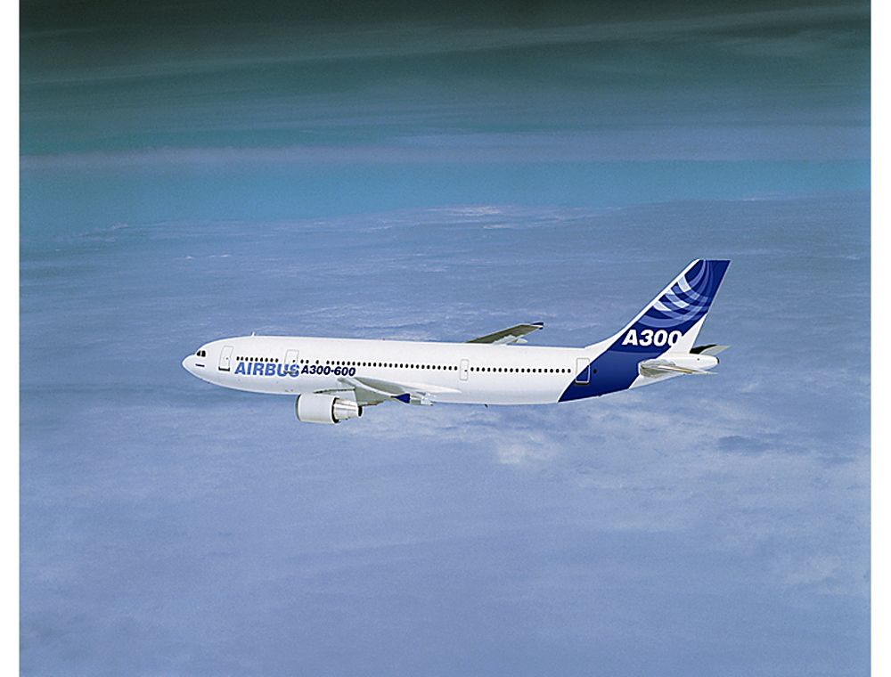 A300-600 Airbus 2009