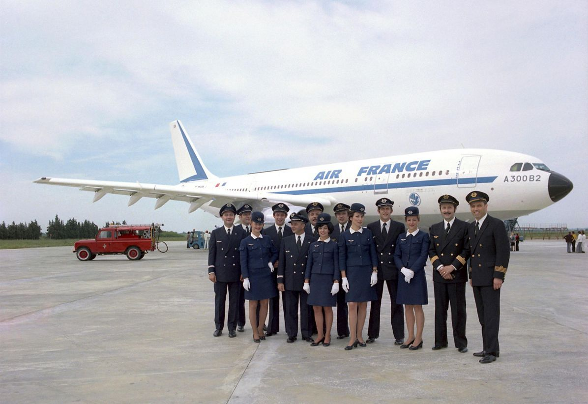 A300B2 first delivery to AFR – 2