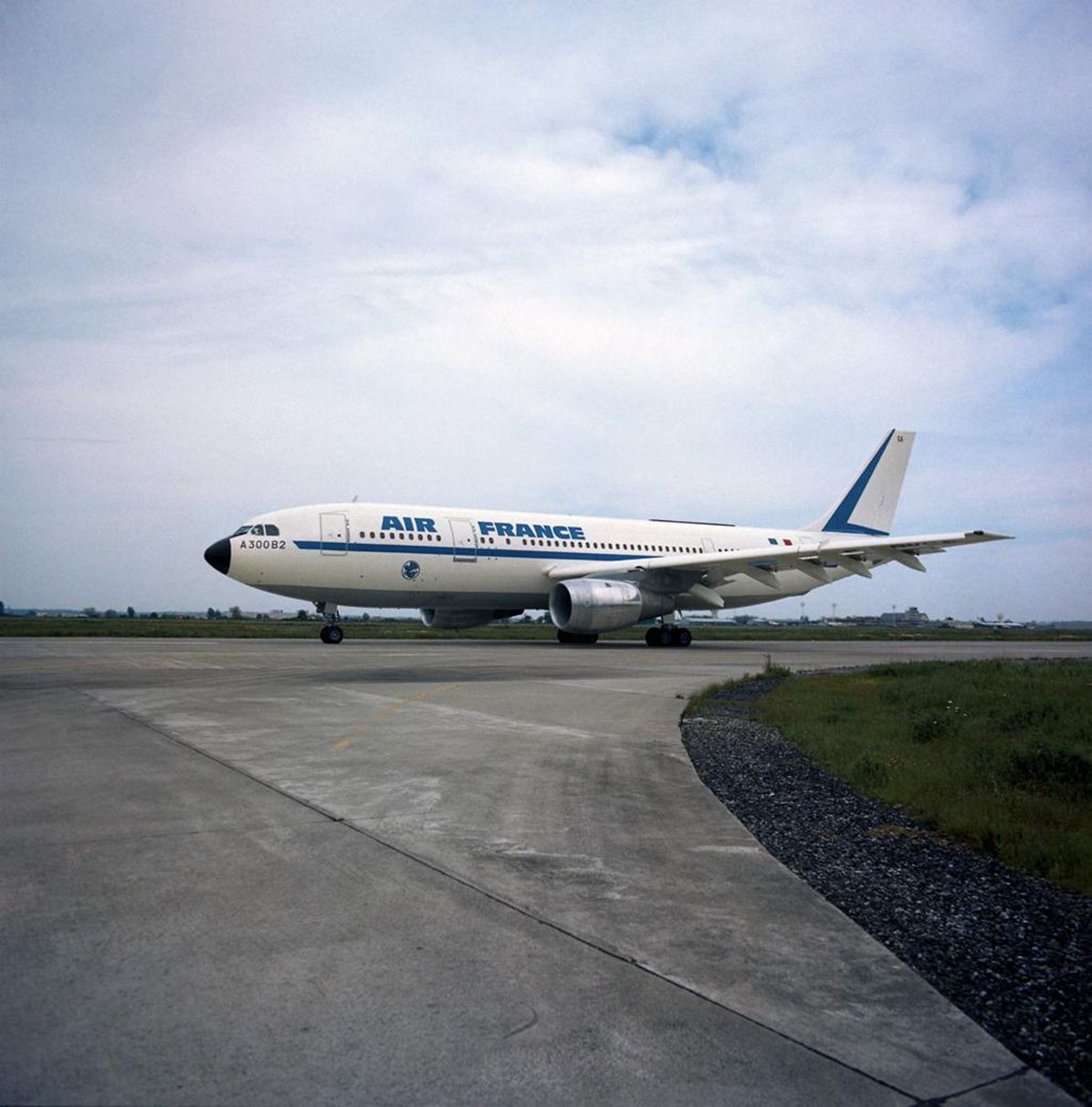 A300 first entry into service 40th anniversary