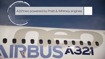 Certified: A321neo with Pratt & Whitney engines