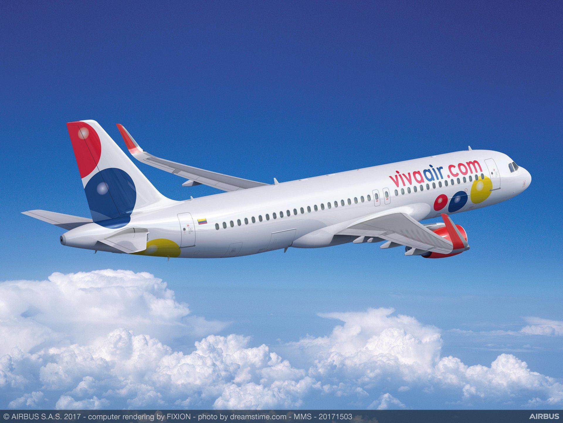 A320ceo VIVA AIR 01