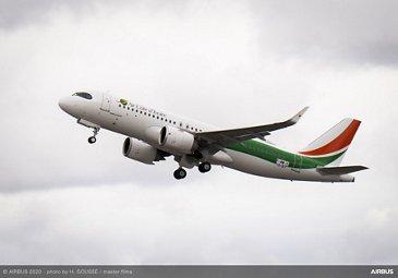 A320neo Air Côte d'Ivoire