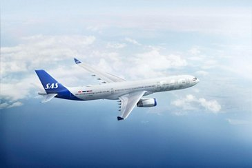 Scandinavian Airlines joins Airbus' Skywise open data platform