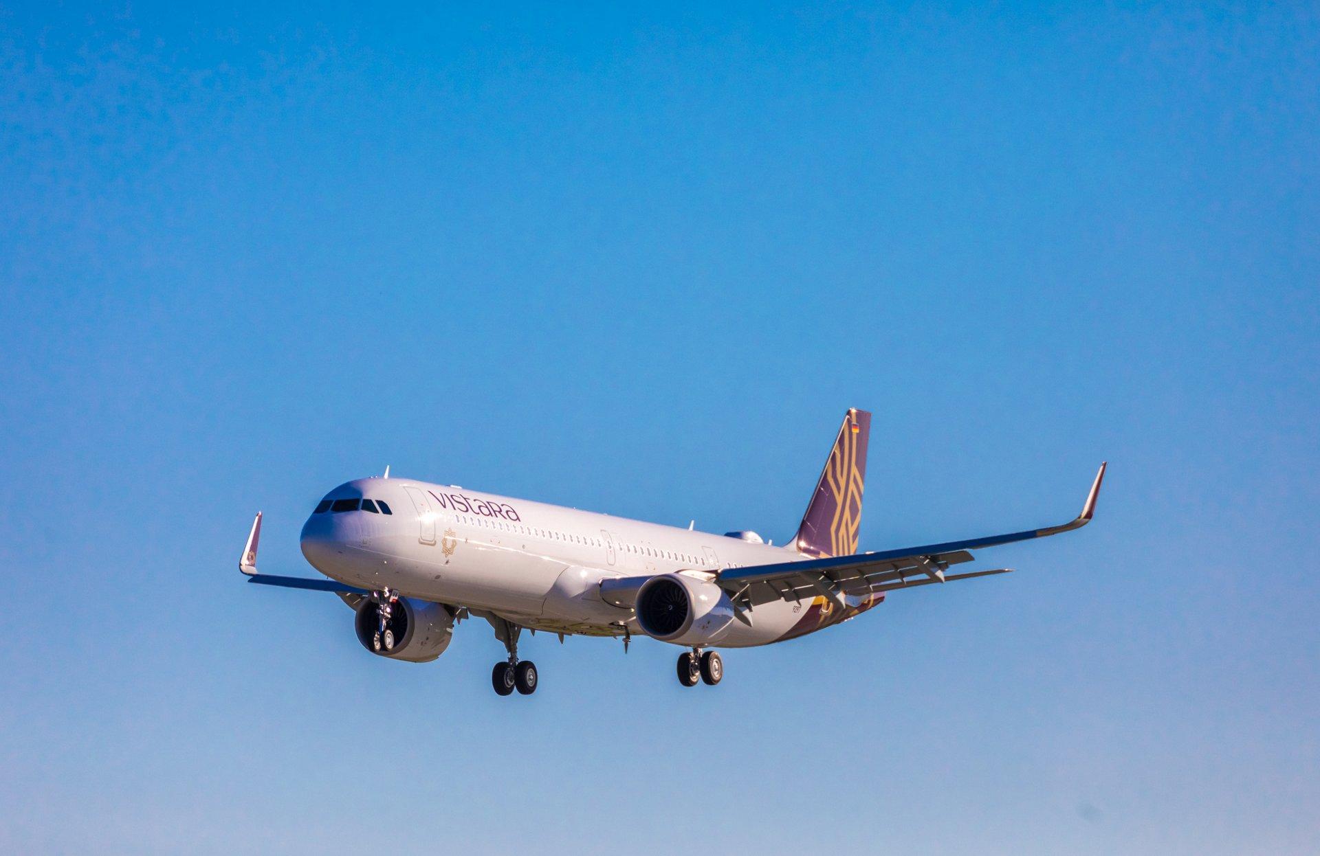 Vistara A321neo