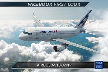 乐动体育app靠谱吗空中客车官方许可产品_A318 / A319