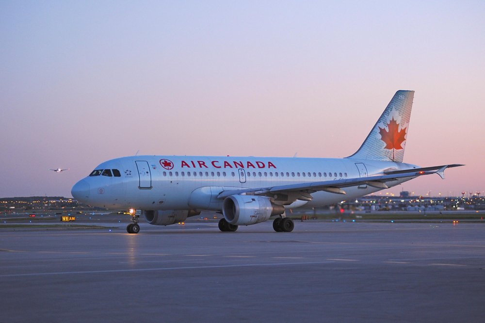 "The first-ever commercial ""Perfect Flight"" in North America – which combined several Airbus-backed initiatives and procedures for the most eco-efficient air travel possible – was performed by an A319 operated by Air Canada."