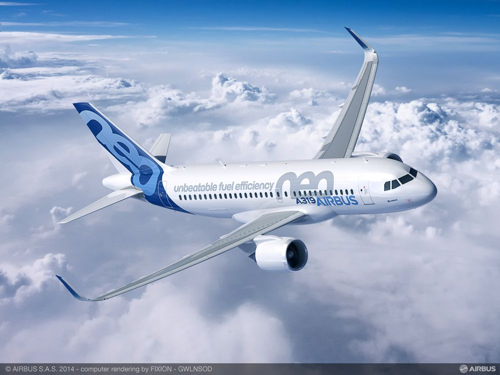 Airbus A319neo with LEAP-1A engines_1