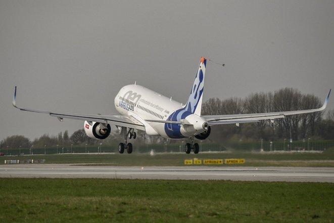A319neo_First flight 2