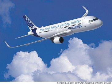 A320-SHARKLET AIRBUS CFM V05HD1