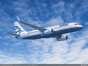 A320 Aegean Airlines 2