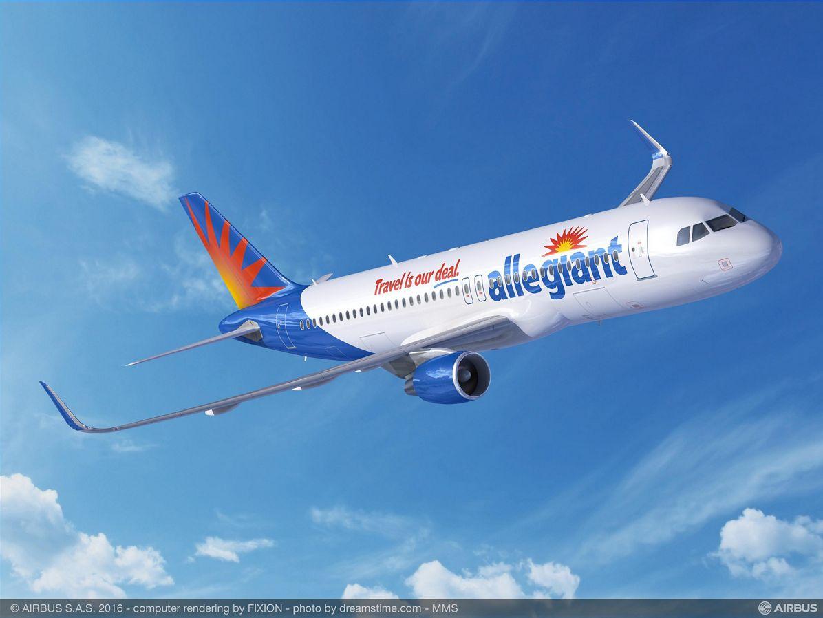 Allegiant A320ceo aircraft_1