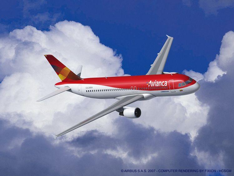 A320_AVIANCA_CFM_V07, A320_Avianca