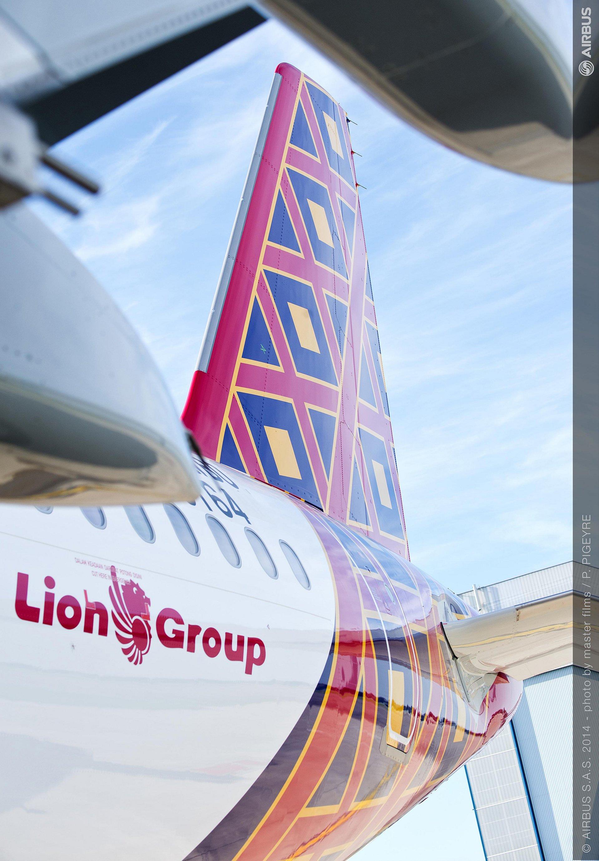 Lion Group / Batik Air A320 – 1
