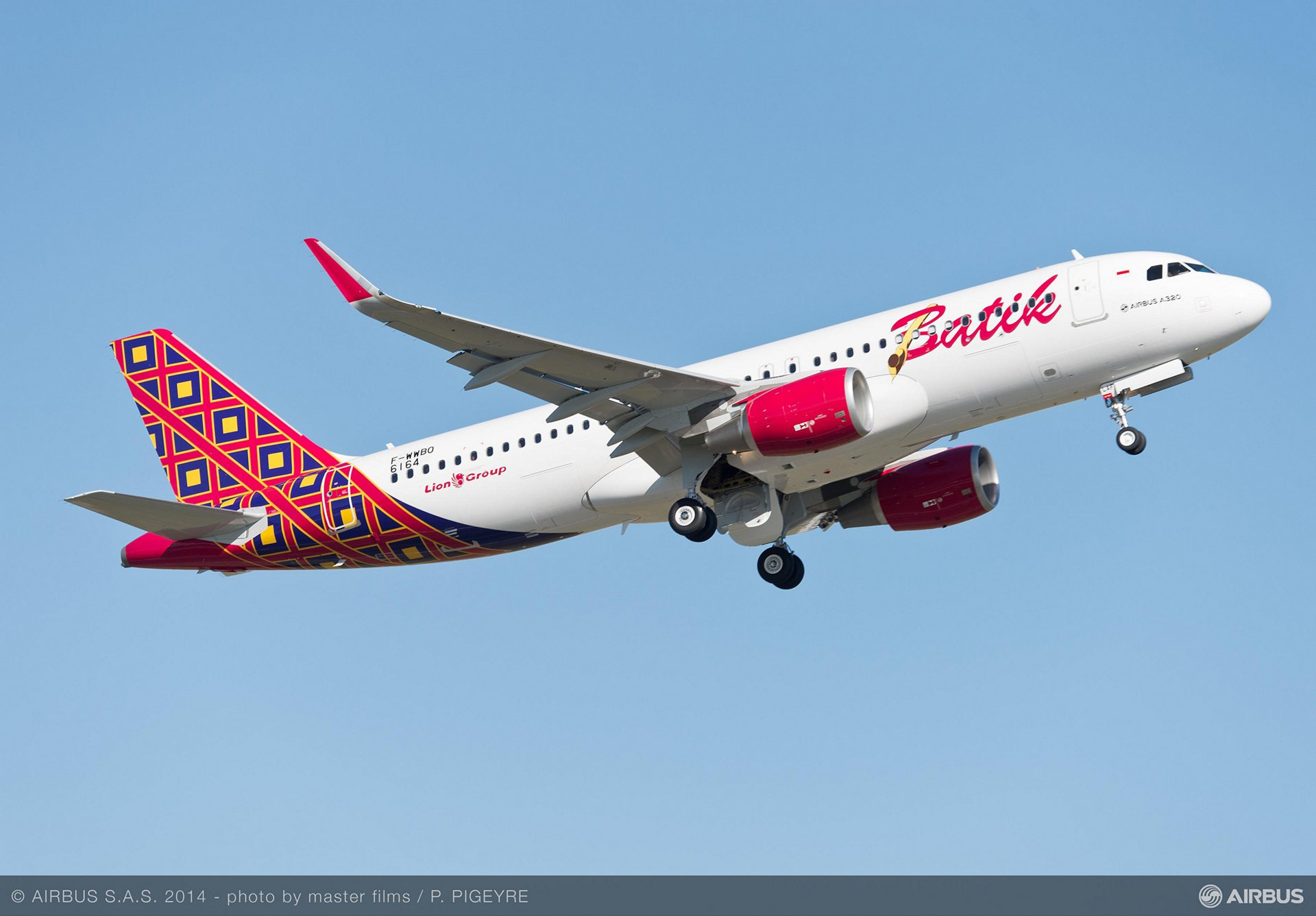 Lion Group / Batik Air A320 – 2