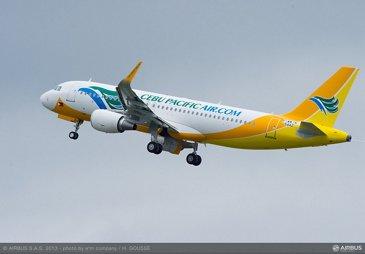 A320 CEBU MSN5442 TO