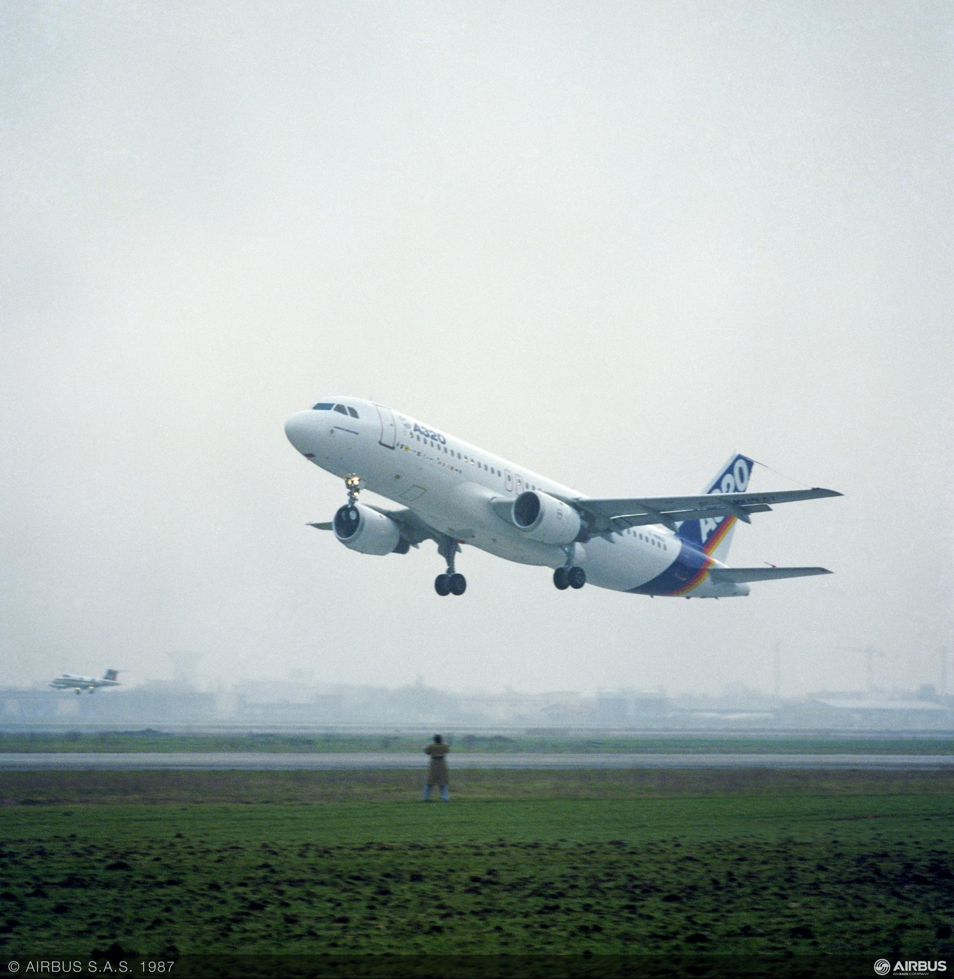 A320_First flight 3