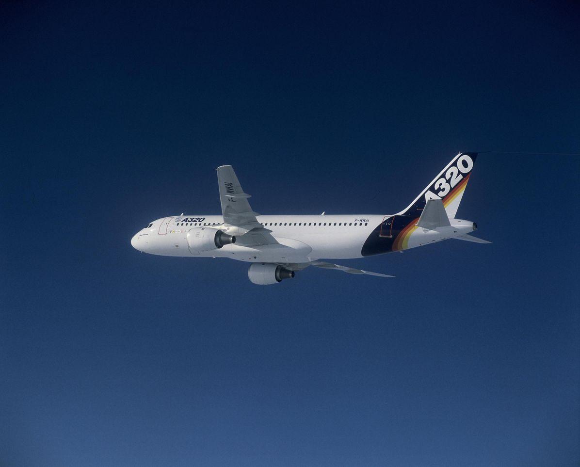 A320_First flight 4