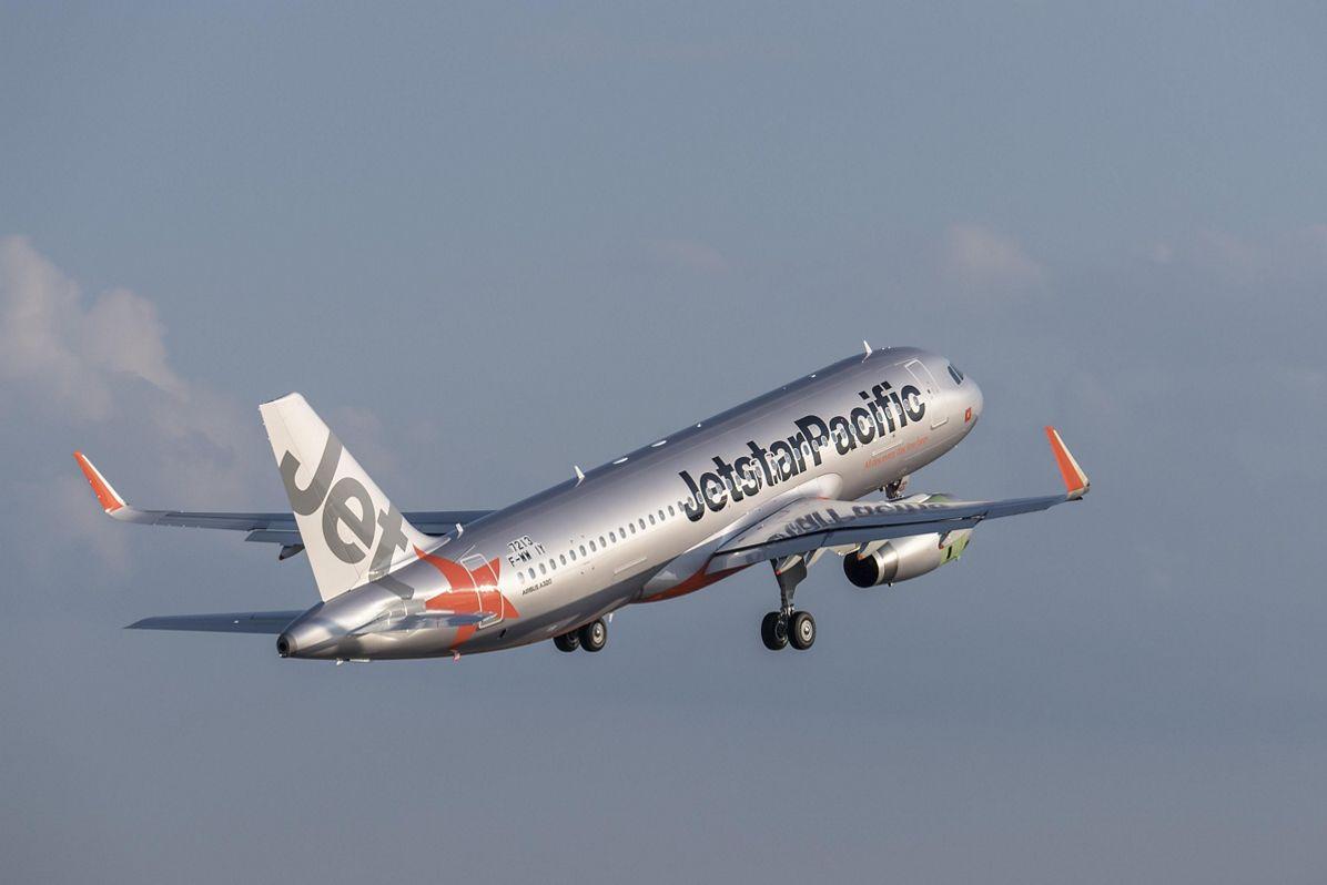 Jetstar Pacific A320 1