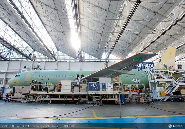 A320 Lion Group 1