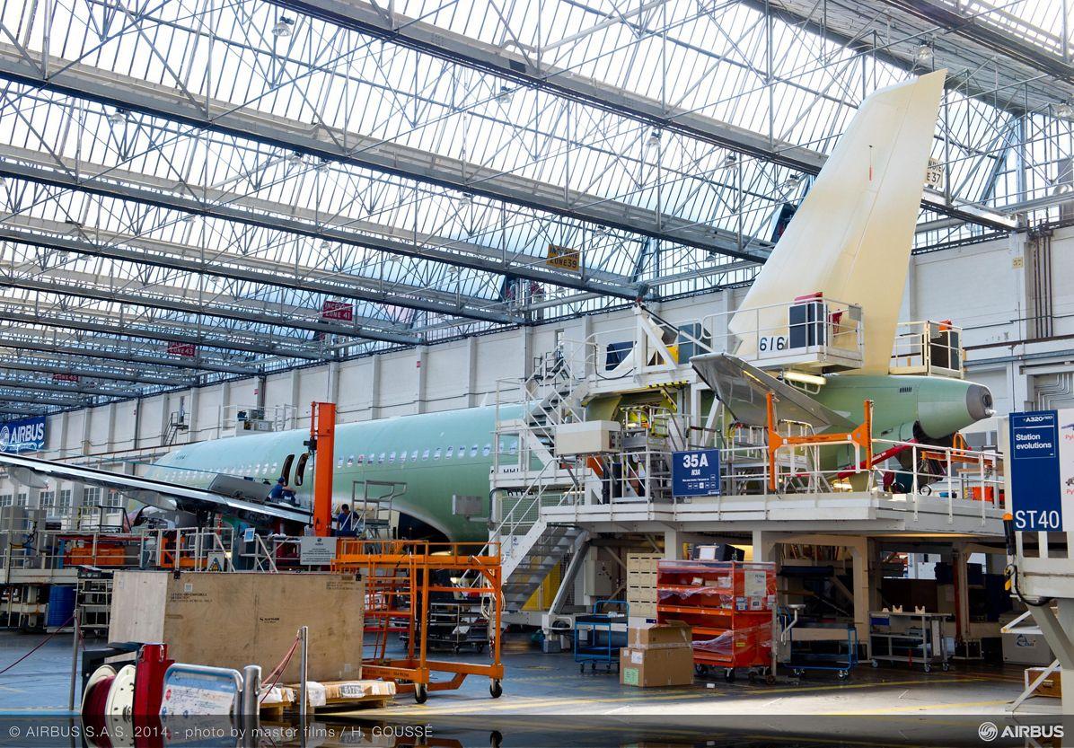 A320 Lion Group 3