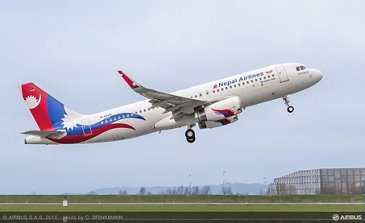 A320 Nepal Airlines 1