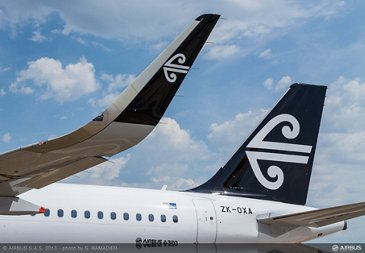 A320 Sharklets ANZ delivery ceremony 3