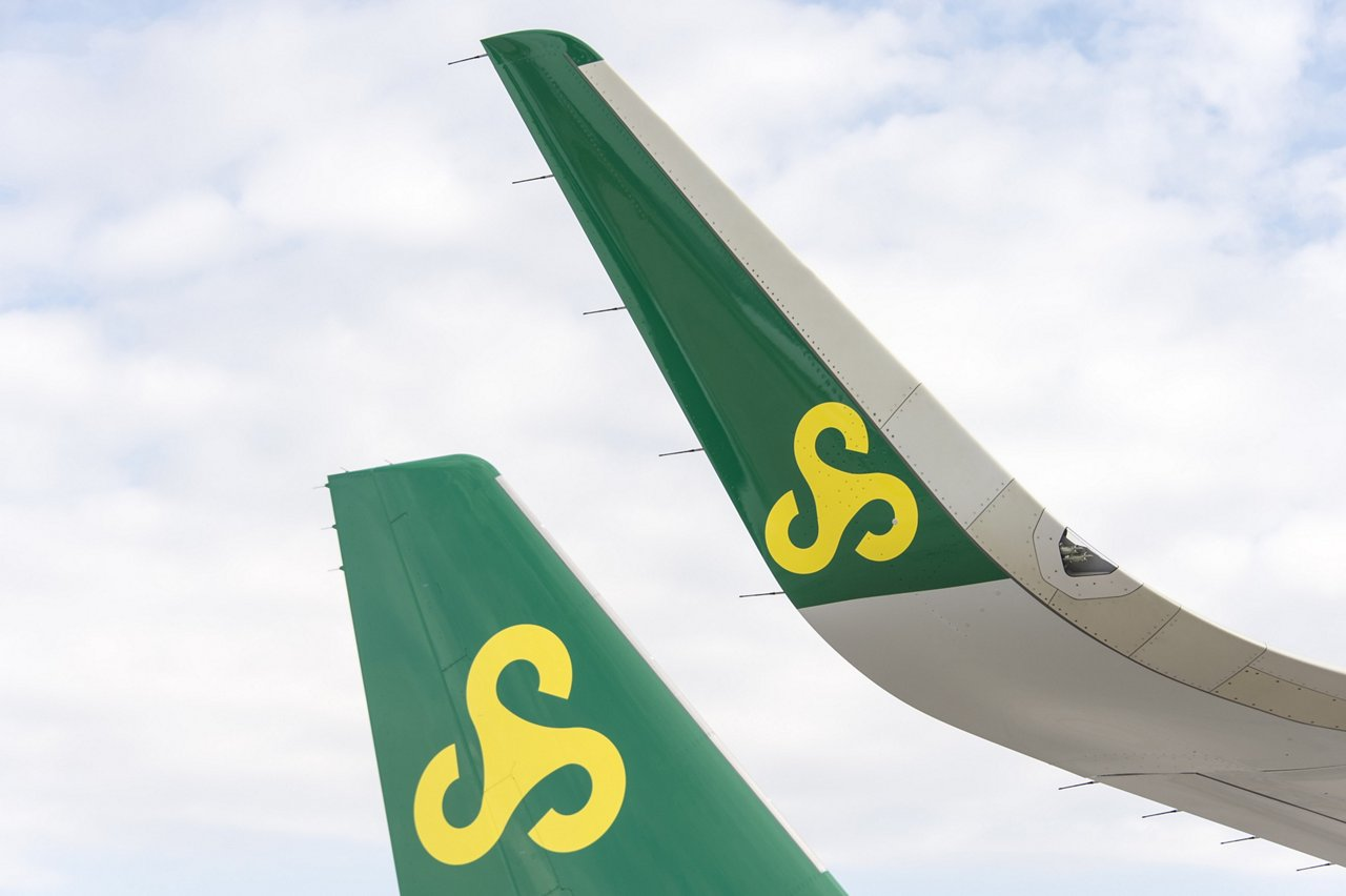A320 Sharklets Spring Airlines