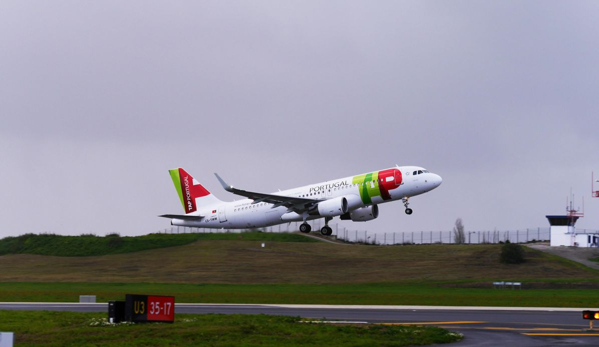 A320 TAP copyright TAP Portugal