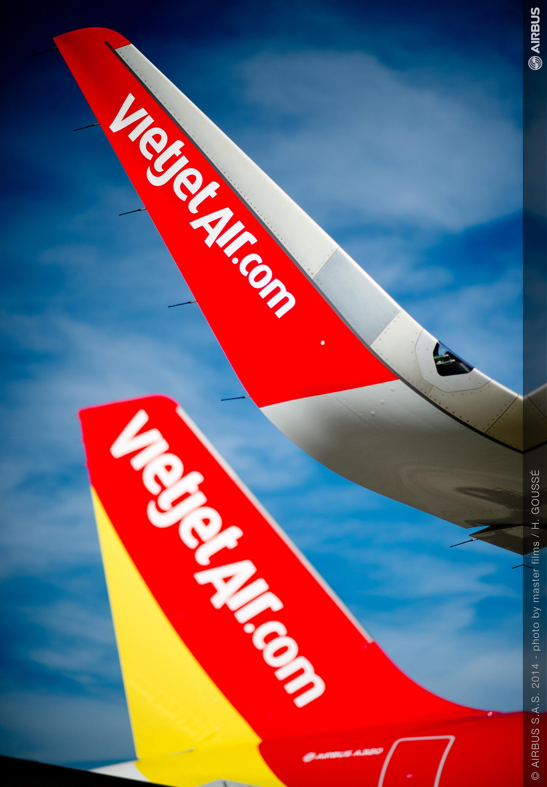 VietJet Air – First A320 ordered from Airbus 3