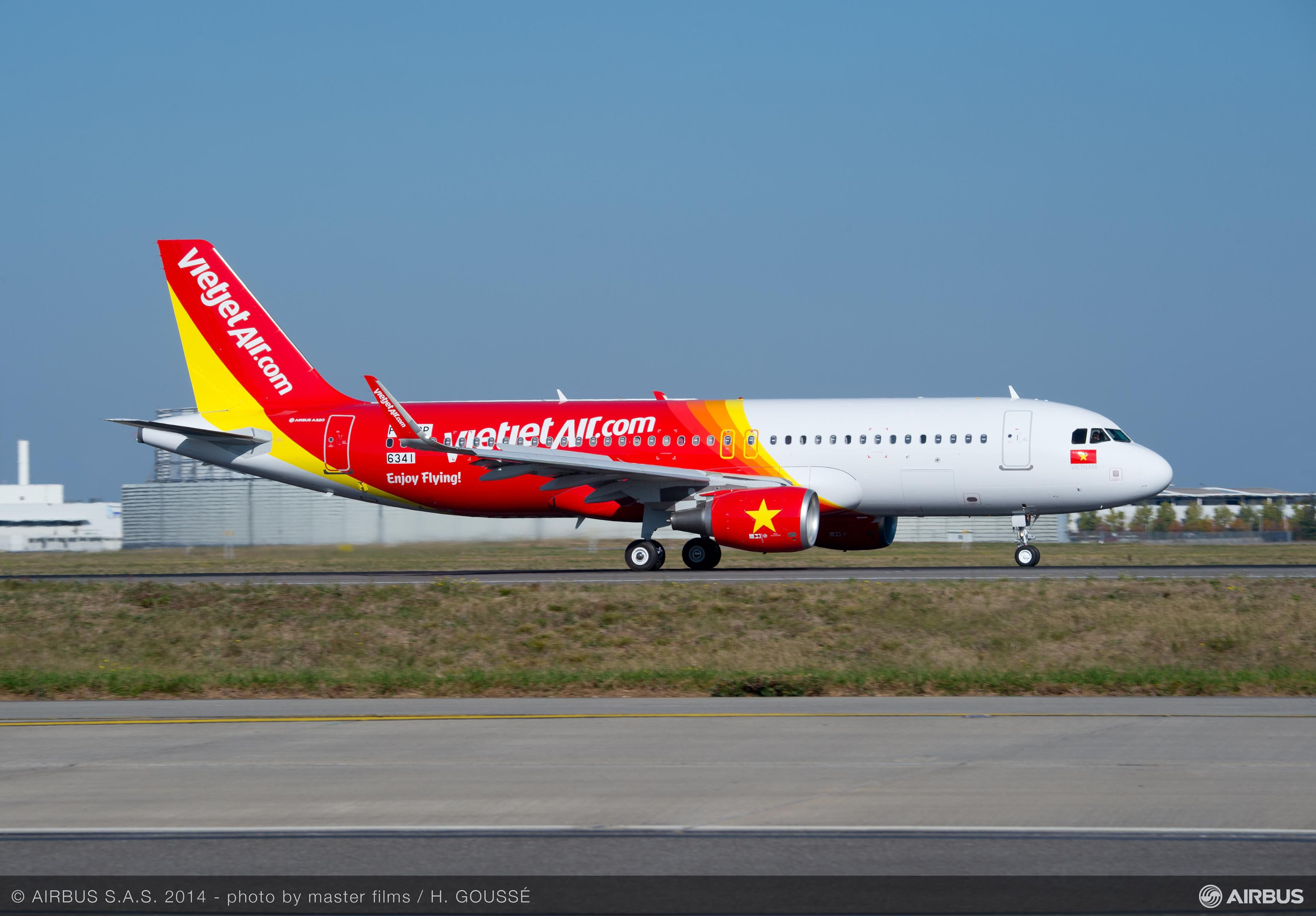 vietjetair press release Read the full press release  vietnam's vietjetair selected cfm international's cfm56-5b engine to power 21 firm airbus a320ceo family aircraft.