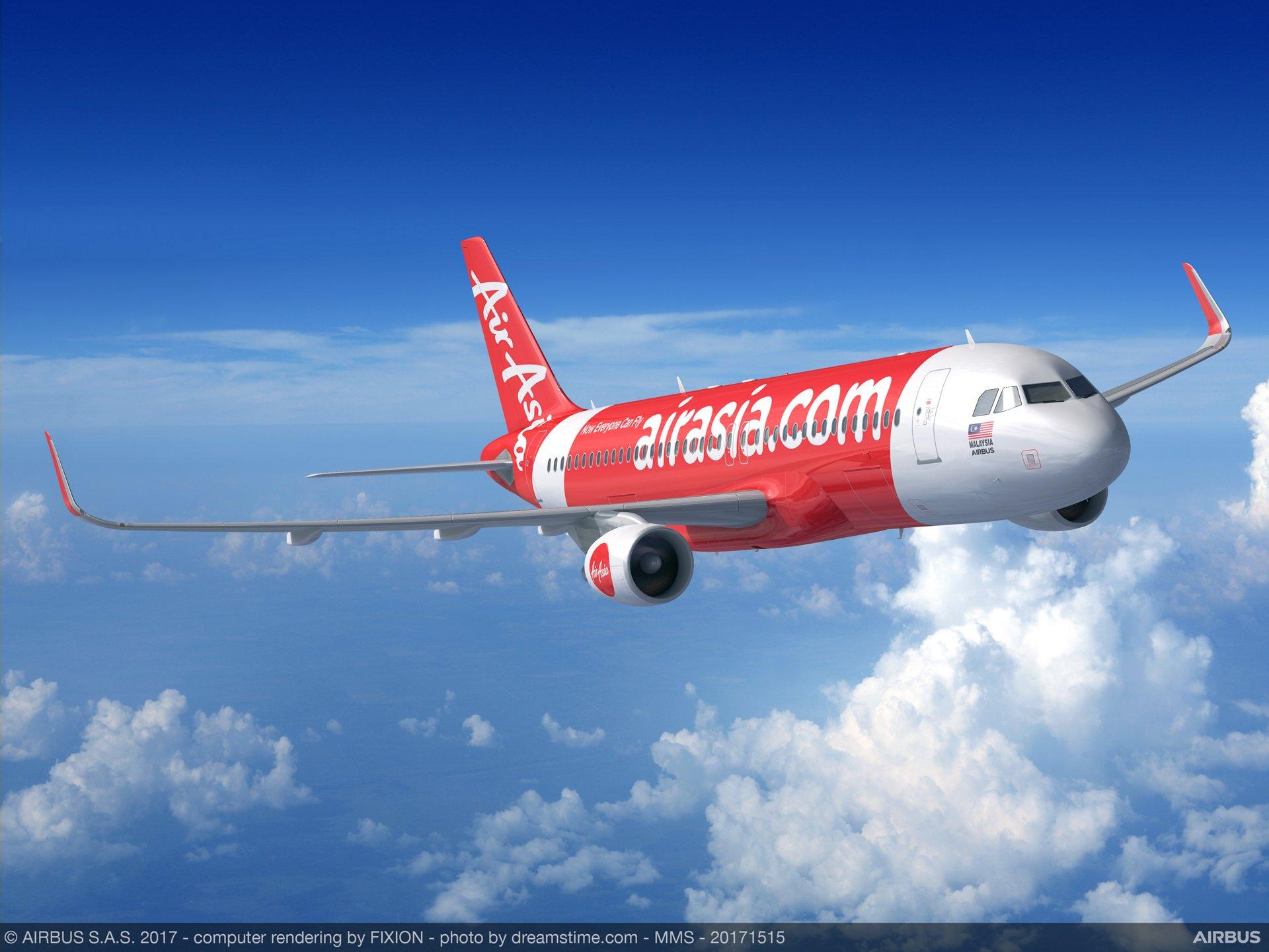 A320ceo Air Asia