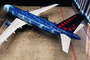 A320_Brussels Airlines Magritte 1