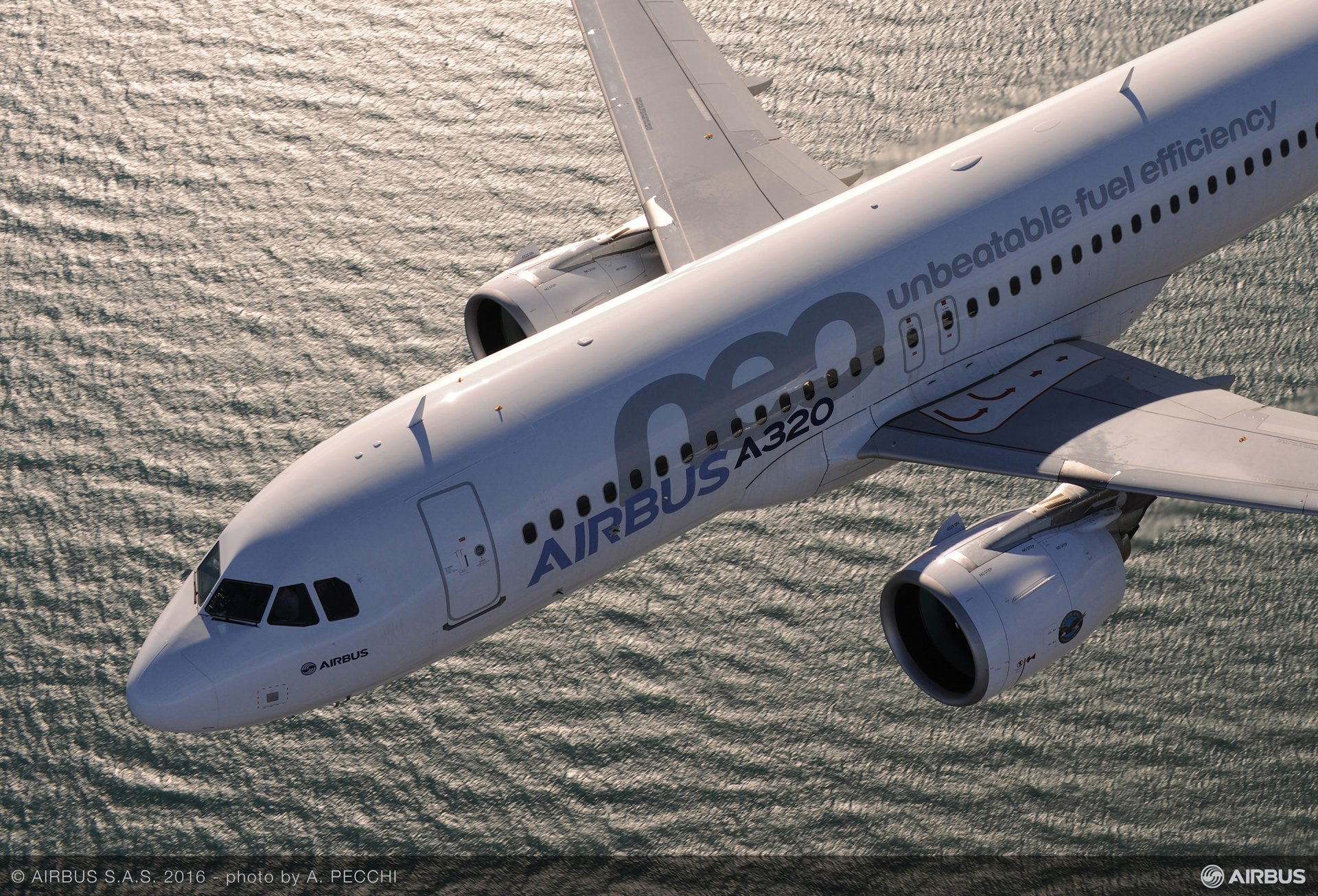 A320neo with Pratt & Whitney engines