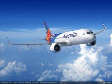 A320neo Aircalin