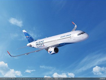 A320neo Atlantic Airways