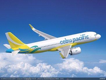 A320neo Cebu Pacific