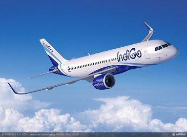 A320neo IndiGo