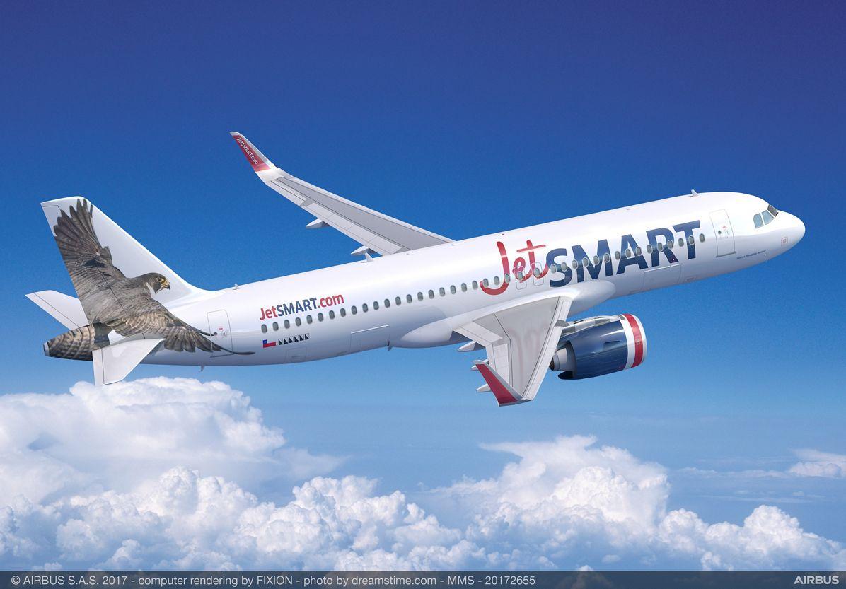 A320neo JetSmart