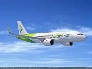 A320neo SalamAir
