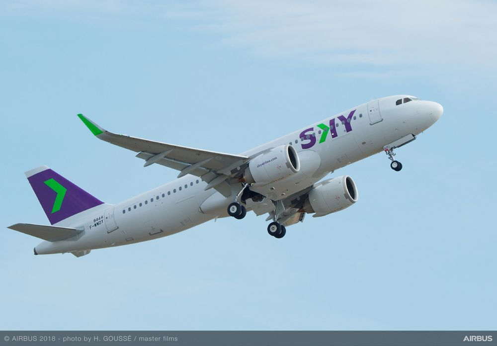 Sky Airline A320neo 2