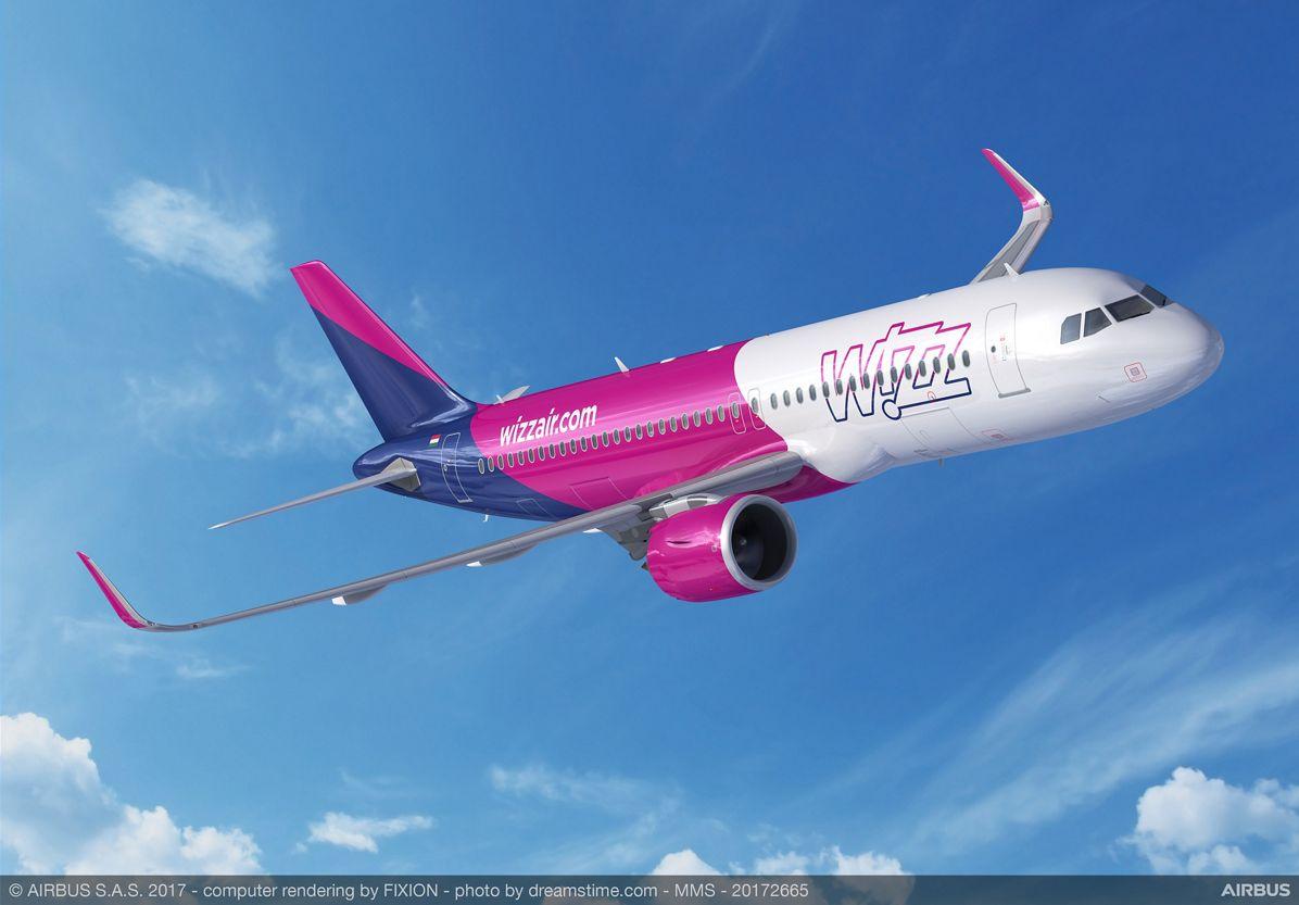 A320neo Wizzair