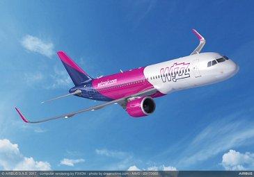 A320neo Wizz Air