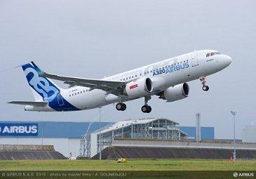 A320neo起飞