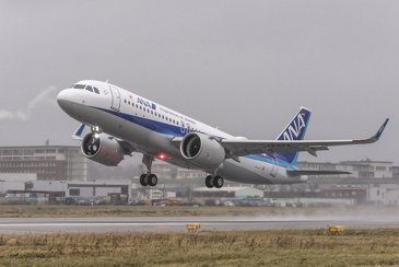 A320neo_ANA first delivery
