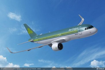 IAG firms up 15 A320neo orders_Aer Lingus